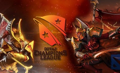DOTA2 Champions League Season