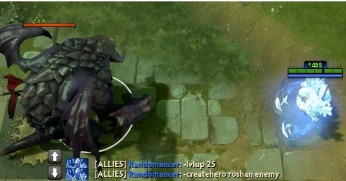 DOTA 2 Cheats and Commands