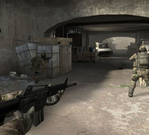 Купить CS GO (Counter-Strike: